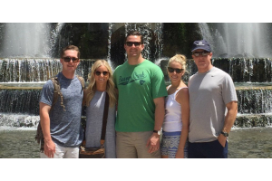 TREC Celebrates the Lunsford Siblings