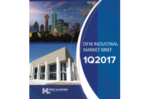1Q 2017 DFW Industrial Market Brief