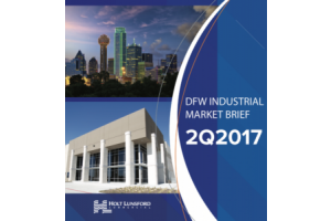 2Q 2017 DFW Industrial Market Brief