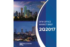 2Q 2017 DFW Office Market Brief