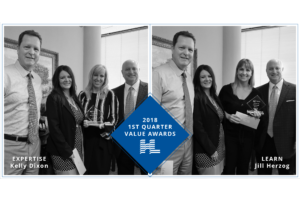 2018 1st Quarter Value Awards