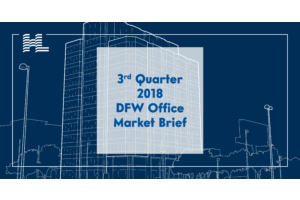 3rd Quarter 2018 DFW Office Market Brief