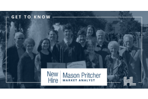 Get to Know - Mason Pritcher, Market Analyst