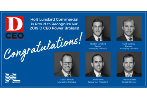 Congratulations to our 2019 D CEO Power Brokers!