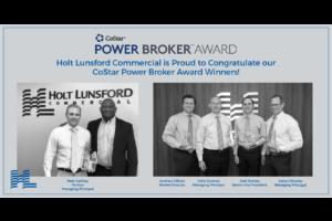 CoStar Power Broker Award Winners