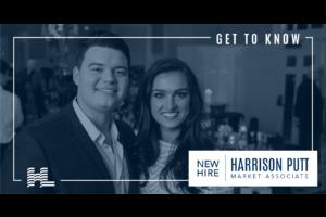 Get to Know - Harrison Putt, Market Associate