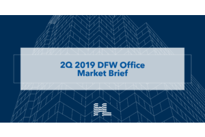 2Q 2019 DFW Office Market Brief