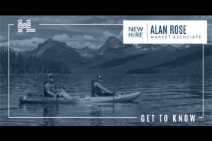 Get to Know - Alan Rose, Market Associate