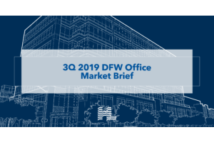 3Q 2019 DFW Office Market Brief