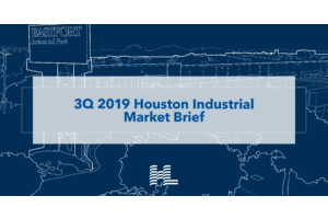 3Q 2019 Houston Industrial Market Brief