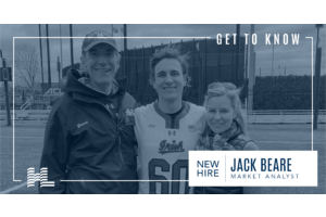 Get to Know - Jack Beare, Market Analyst