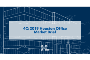 4Q 2019 Houston Office Market Brief