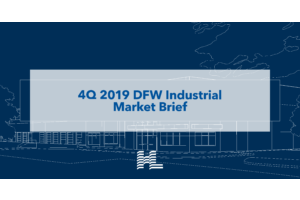 4Q 2019 DFW Industrial Market Brief