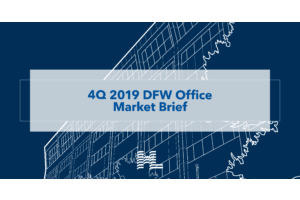 4Q 2019 DFW Office Market Brief