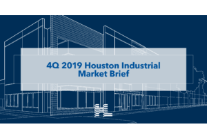 4Q 2019 Houston Industrial Market Brief