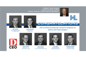 Congratulations to our 2020 D CEO Power Brokers!