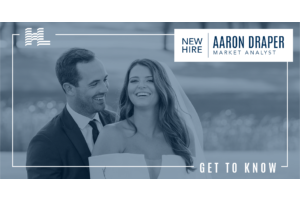 Get to Know - Aaron Draper, Market Analyst