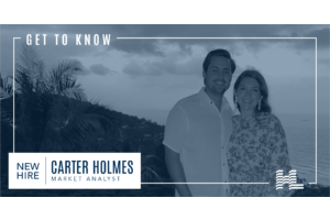 Get To Know - Carter Holmes, Market Analyst