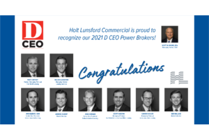 Congratulations to our 2021 D CEO Power Brokers!