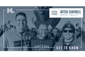 Get to Know - Mitch Cantwell, Market Analyst