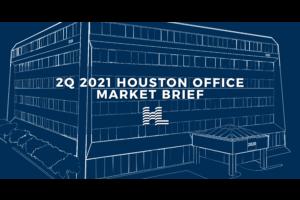2Q 2021 Houston Office Market Brief